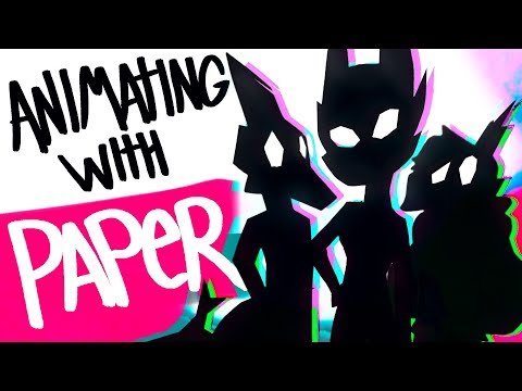 SNOBBISM ANIMATION MEME - Paper Cutout Animation (Animating With)