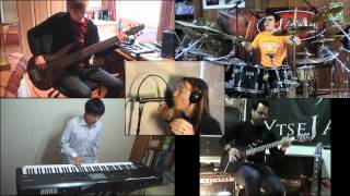 The Count of Tuscany (Dream Theater) - Split Screen Cover
