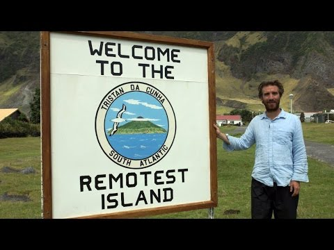 Life on Tristan da Cunha – the World