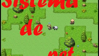 RPG Maker - Eventos & Scripts - 14 - Sistema de Pet (Simples)