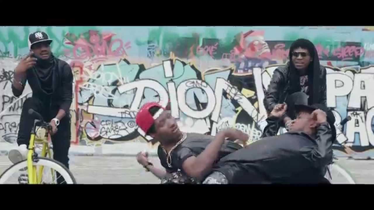 """Download BELA Tu sais pas danser """"Os Detroia"""" (CLIP OFFICIEL 2015)"""