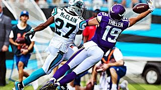 NFL   BEST One Handed Catches of 2016-17 Season ᴴᴰ