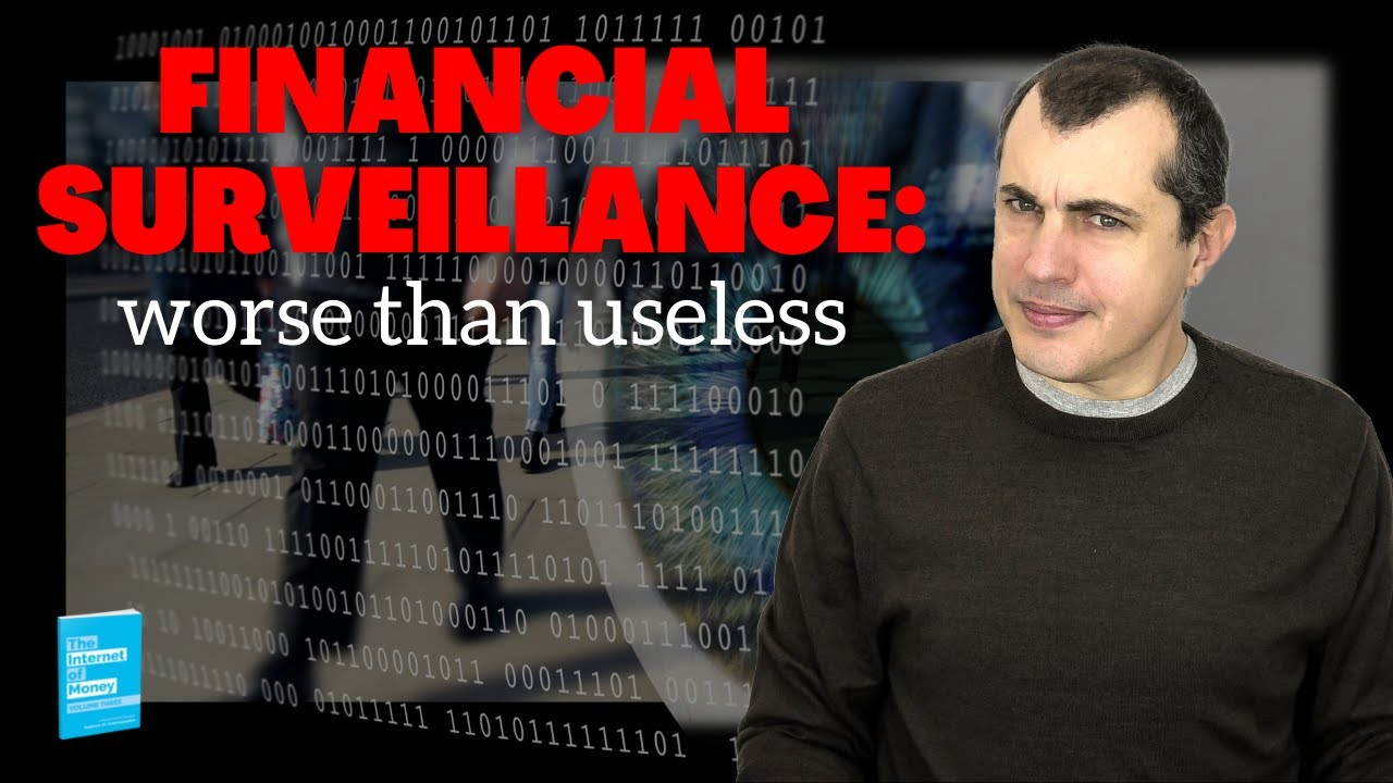 Worse than Useless | Financial Surveillance