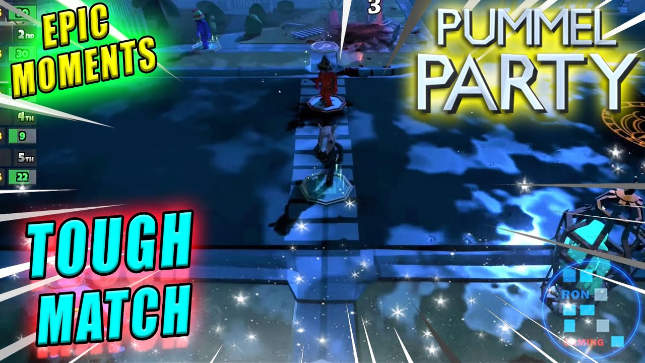 Pummel Party | We Have A Tough Competition To Free The Souls
