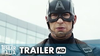 Captain America: Civil War Trailer Italiano Ufficiale (2016) - Marvel Movie [HD]