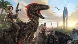Стрим ARK Survival Evolved выживаем с динозаврами
