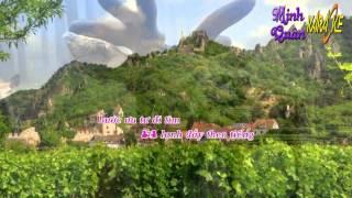 Karaoke - Con duong mang ten em - Che Linh & Thanh Tuyen