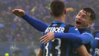 Atalanta-Inter, gli highlights