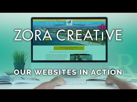 Zora Creative - Web Design Bradenton, Sarasota Website Designer