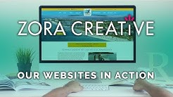 Zora Creative - Web Design Bradenton, Sarasota Website Designer