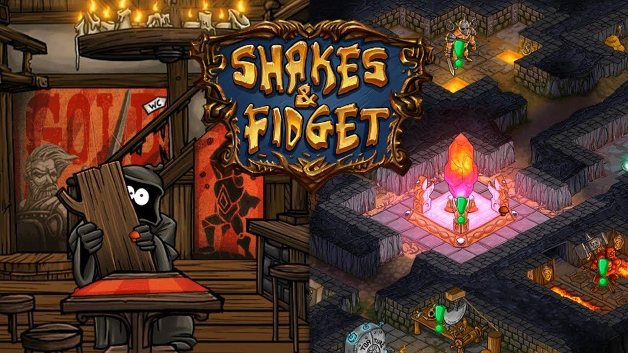Shakes Fidget Unterwelt