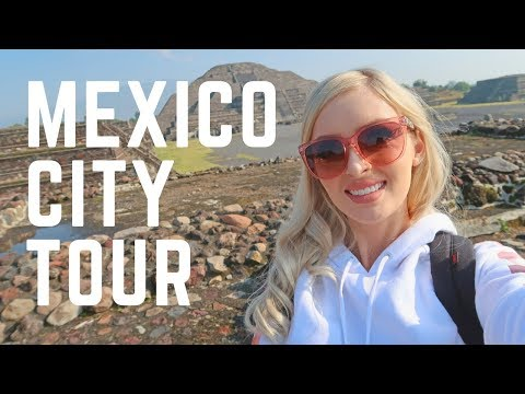 Adventures in Mexico City!