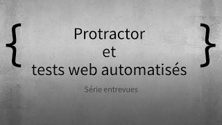 Episode 7 - Les entrevues - Protractor - avec Hugo Doyon