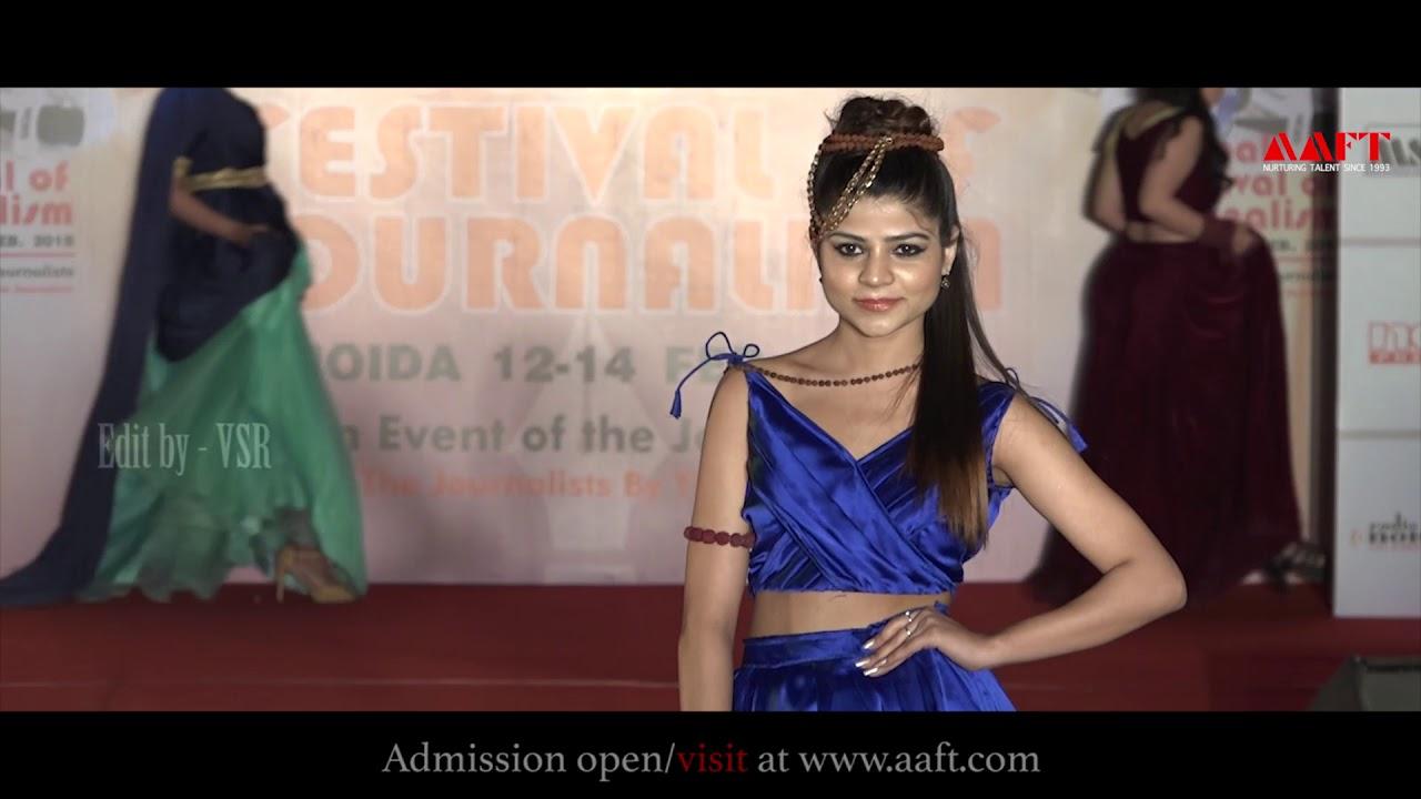 The Vedas Fashion Theme 2 School Of Fashion Marwah Studios Youtube