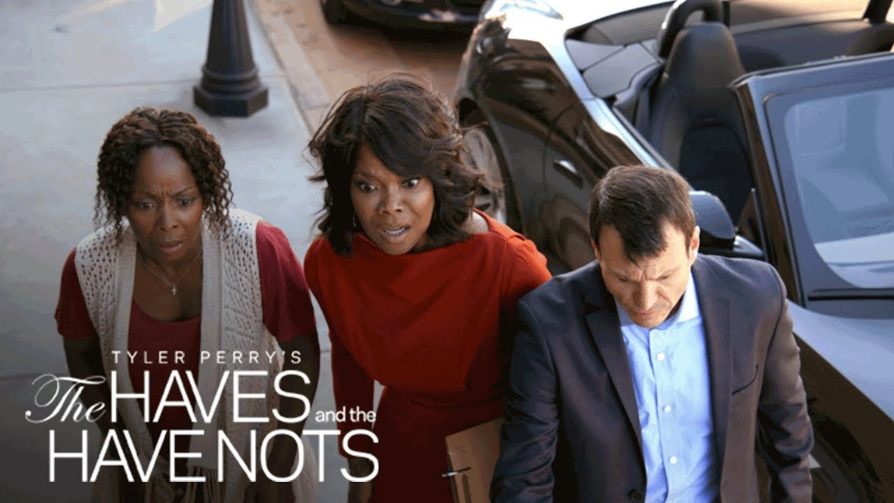 Download Melissa Jumps from Hanna's Rooftop | Tyler Perry's The Haves and the Have Nots | OWN