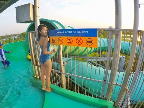 Twizzter at Waterbom PIK