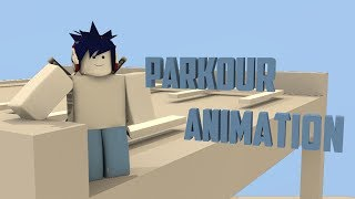 Parkour - Original Roblox Animation by Golden Dirt