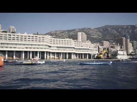 TU Delft Solar Boat Team Monaco 15/07 2017