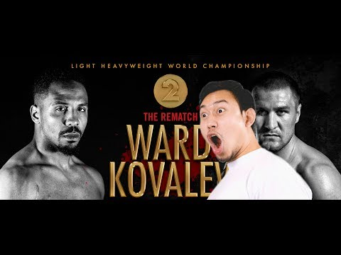 Live Stream Andre Ward Vs Sergey Kovalev Predictions June 16th 2017 | Live