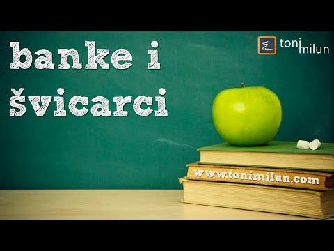 Banke i švicarci 01 Slabo financijsko obrazovanje djelatnika zaposlenih u bankama