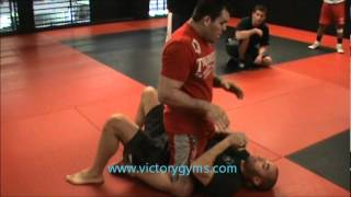 Gracie Humaita – Victory SD: Dean Lister Americana from Mount