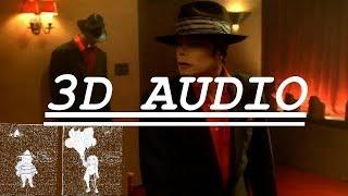 (3D AUDIO) Michael Jackson - You Rock My World (WEAR HEADPHONES)