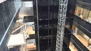 Фасадное остекление(Фасадное остекление вокруг шахты лифта. Подробности по тел.+7 963 315 44 55., 2014-03-09T18:28:30.000Z)
