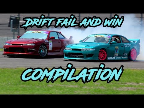 Drift Crash and Best Tandem Compilation: Texas Motor Speedway