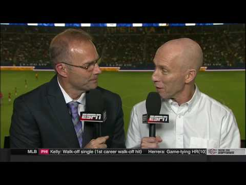 Bob Bradley interview on ESPN