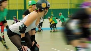 Roller Derby Italia: Training!