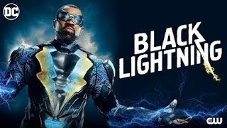 "GodHolly of Richmond, Ca appears in DC Comics TV Show ""Black Lighting"" on CW"