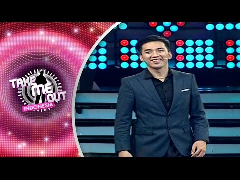 Aduuuh Angga bikin Single Ladies klepek-klepek nih! - Take Me Out Indonesia