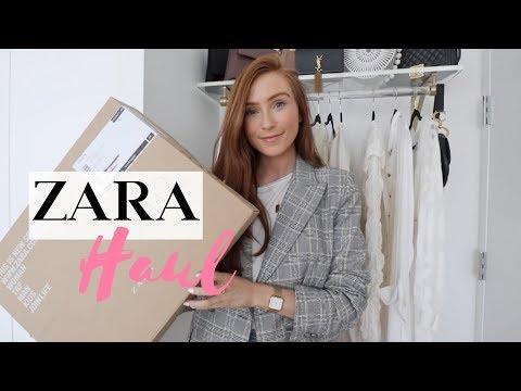 ZARA HAUL 2019 + TRY ON | New Season & Sale | Summer Haul