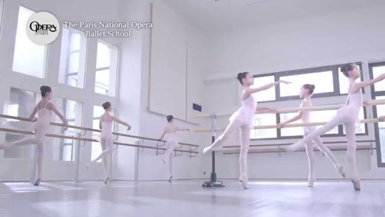 The Paris National Opera Ballet School and airweave  The