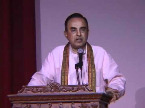 Dr Subramanian Swamy Lecture in Houston on 16July 2011 (Full)