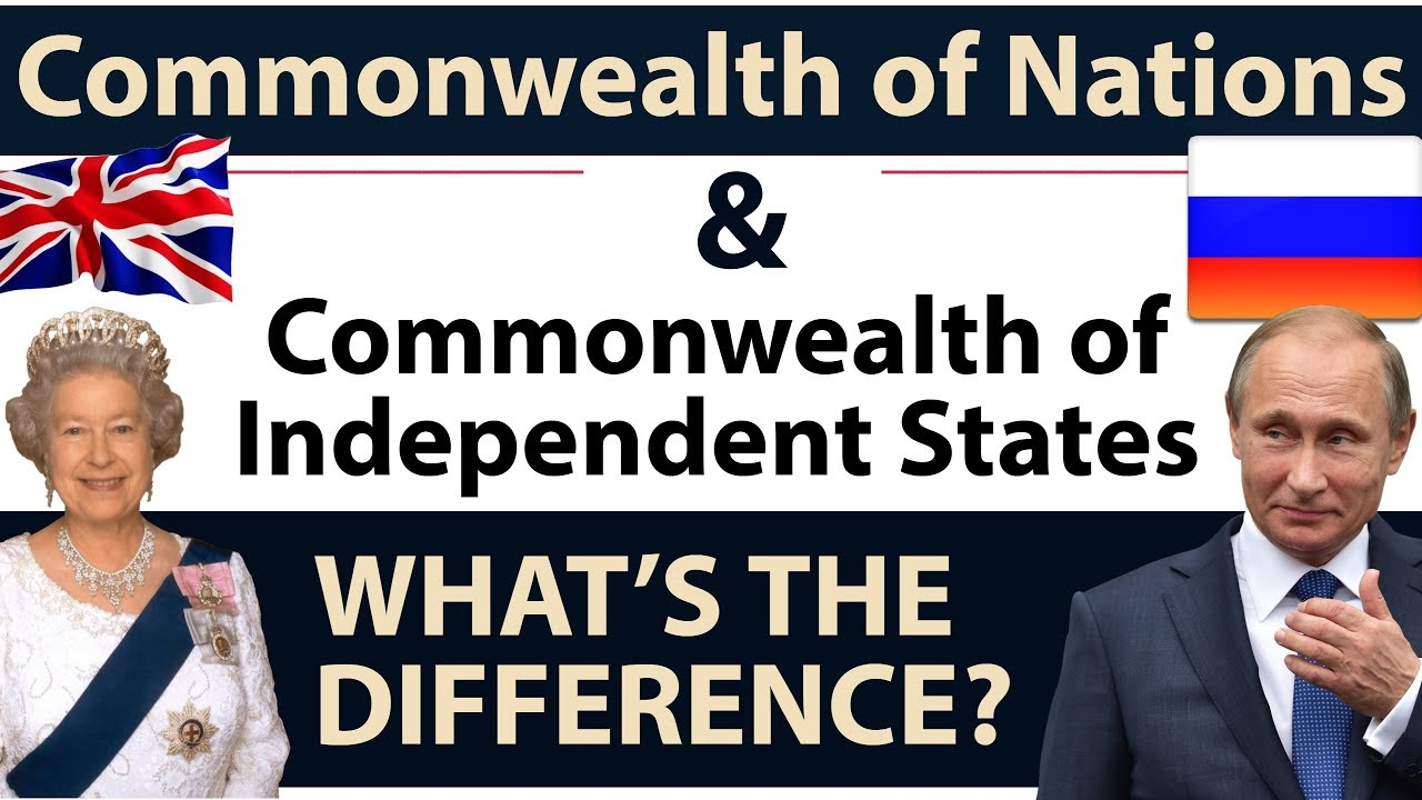 what is the difference between a commonwealth and a state
