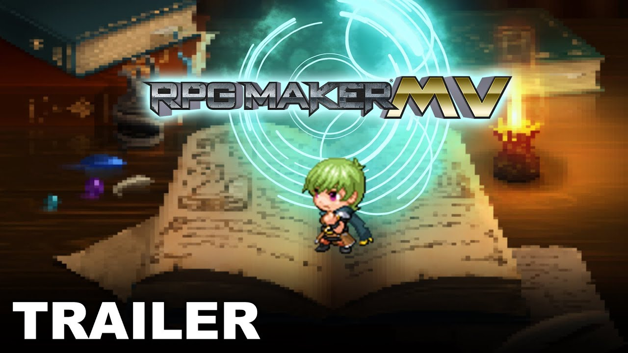 RPG Maker MV - [Your Game Here] (Nintendo Switch, PS4)