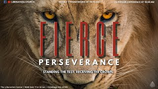 FIERCE Perseverance - FIERCE SERIES