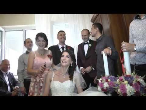 Nunta Calin si Diana - La mireasa acasa