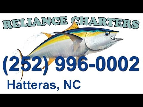 Hatteras Charter Fishing Boats (252) 996-0002 Charter Fishing Boats In Hatteras, NC
