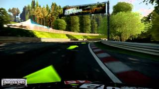 Shift 2: Unleashed Gameplay - Gallardo - Nordschleife - G25 (PC HD)