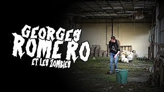 Georges Romero et les zombies