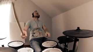 Ed Sheeran & Rudimental - Bloodstream drum cover by Geluz van Hejciu