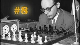 Уроки шахмат — Бронштейн Самоучитель Шахматной Игры #8 Обучение шахматам Шахматы видео уроки