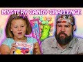 CANDY CHALLENGE Mystery - Sour, Gummy, Chocolate, Cereal