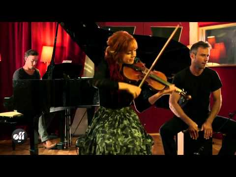Lindsey Stirling - Take Flight (Live OFF STUDIO)