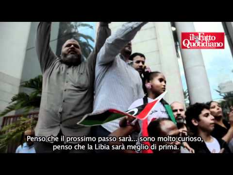 Tunisi, L'ambasciata Libica