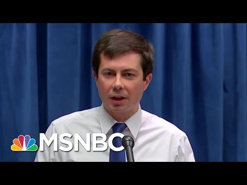 On Buttigieg Response To Pence: 'That Will Resonate Through All Of History' | Velshi & Ruhle | MSNBC