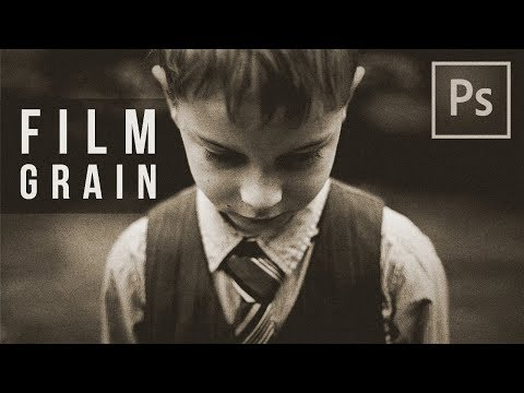 3 Incredible Ways to Add High Quality Film Grain in Photoshop