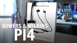 Bowers & Wilkins PI4: cuffie Bluetooth sportive ANC per chi ama la musica